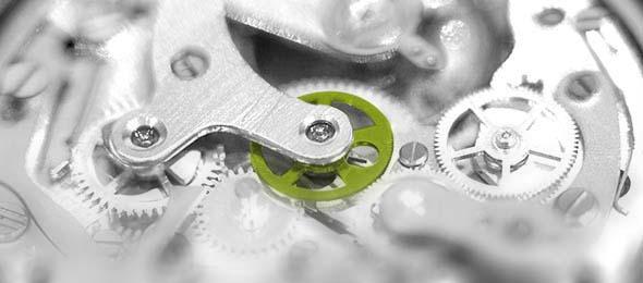 Sistema de relojería – Gerencia de proyecto - figo GmbH