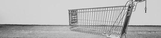 Einkaufswagen Shopping - Figo GmbH - Shopdesign, Shopkonzepte, Bauleitung, Projektmanagement