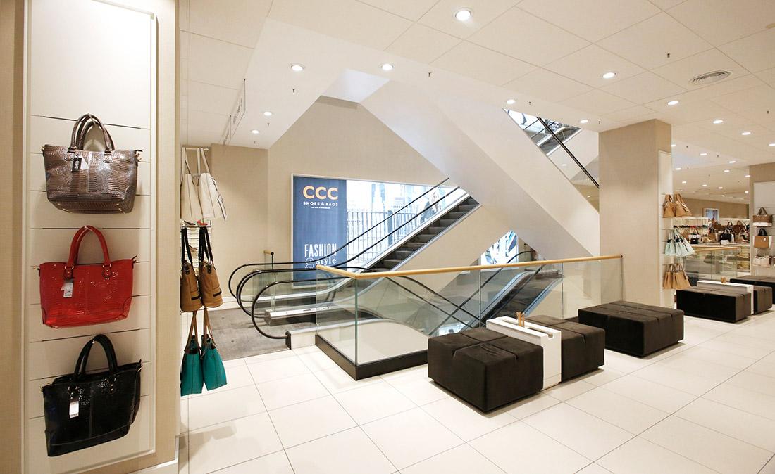 CCC - Referenz der Figo Gmbh, Shopdesign, Shopkonzeption, Projektleitung und Bauleitung