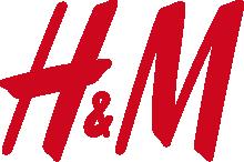 Logo der Referenz H&M - figo GmbH, Shopkonzepte, Shopdesign, Ladenbau, Projektleitung