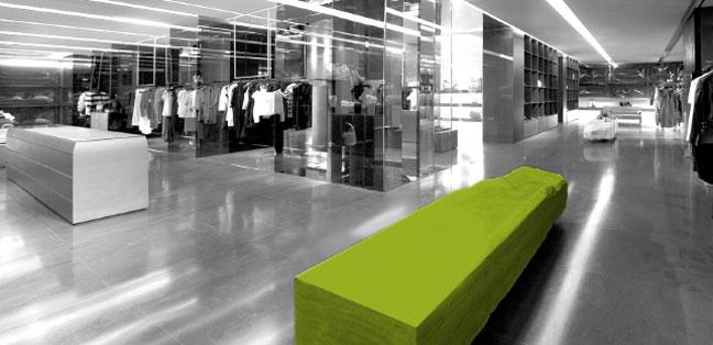 figo GmbH, Shopkonzepte, Shopdesign, Ladenbau, Projektleitung